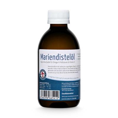 Mariatistelolja